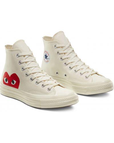 Топ - белый Converse