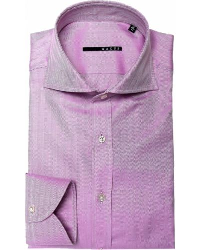 Рубашка фиолетовый Xacus
