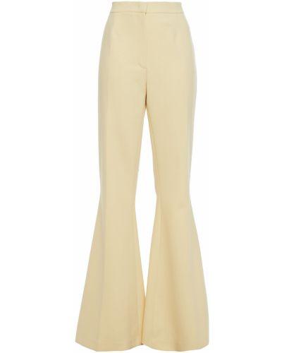Żółte spodnie Safiyaa