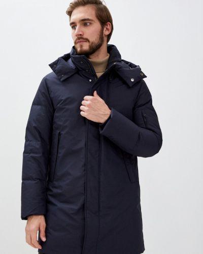 Синяя куртка Duno