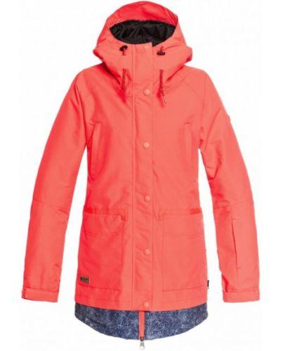 Куртка розовая коралловый Dc Shoes