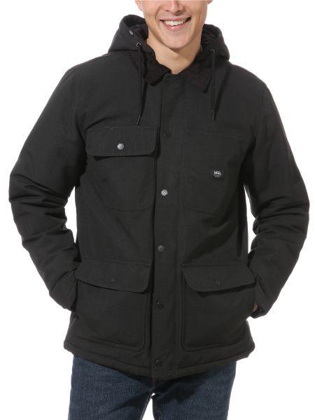Куртка - черная Vans