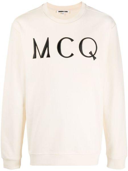 Bluza na szyi długo Mcq Alexander Mcqueen