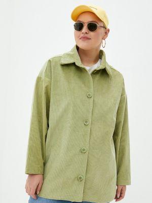 Зеленый весенний костюм Gabriela