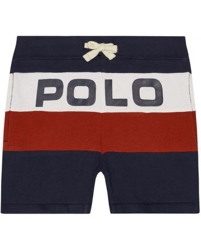 Szorty materiałowe Polo Ralph Lauren