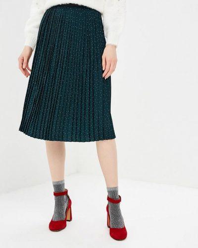 Плиссированная юбка весенняя Ostin