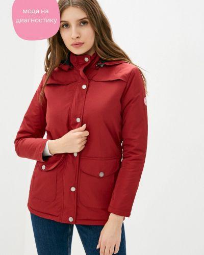 Утепленная куртка - красная Felix Hardy