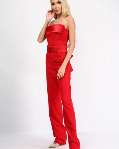 Комбинезон красный Lipinskaya Brand