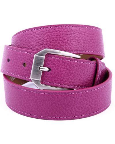 Ремень металлический розовый Just Valeri