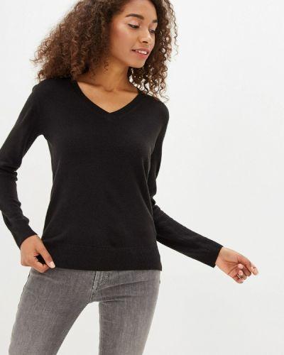 Черный пуловер Marks & Spencer