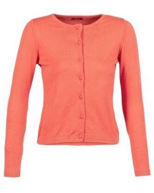 Pomarańczowy sweter Botd