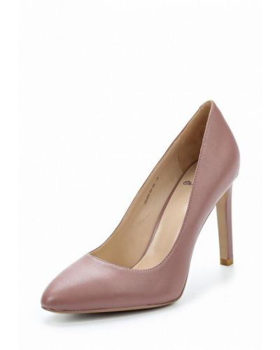Розовые туфли-лодочки Ekonika