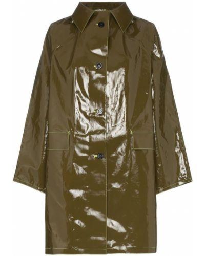 Однобортное пальто с капюшоном Kassl