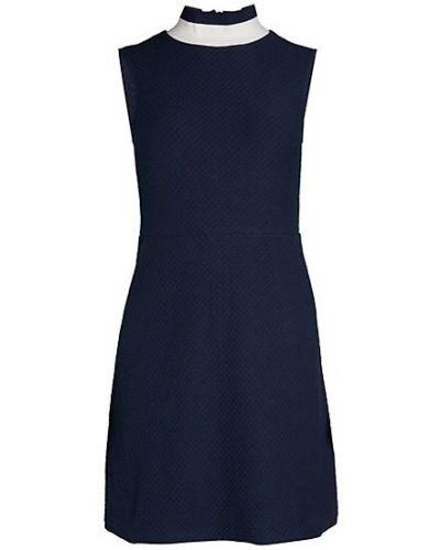 Платье-футляр без рукавов с карманами с декоративной отделкой French Connection