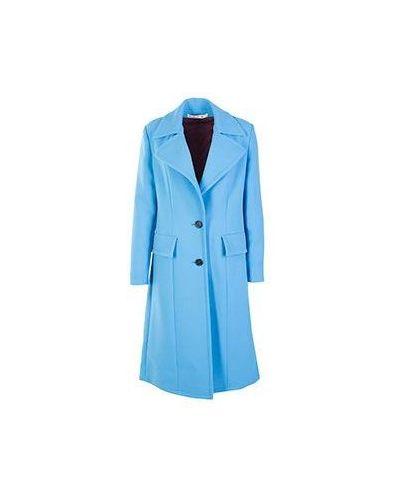 Пальто шерстяное пальто Marni