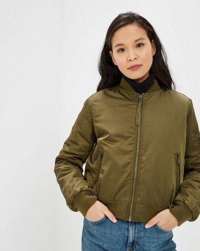 Утепленная куртка осенняя Gap