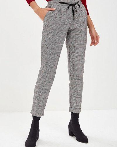 Серые брюки повседневные Alcott