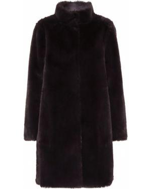 Пальто двустороннее бархатное Velvet