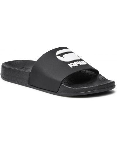 Czarne sandały G-star Raw