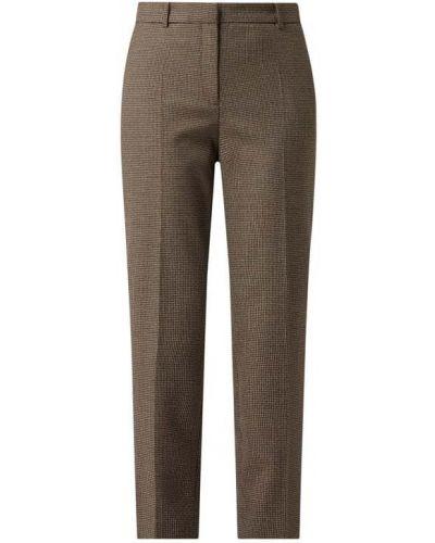 Brązowe spodnie w pepitkę Jake*s Collection