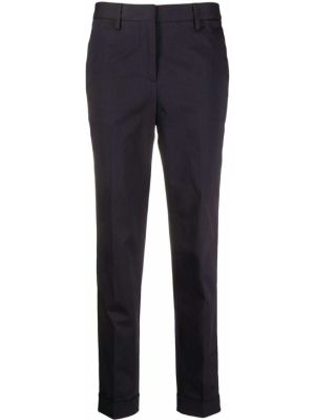 Spodnie z kieszeniami elastyczne Alberto Biani