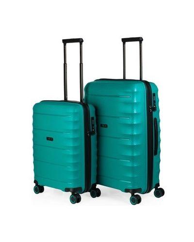 Niebieski walizka Jaslen