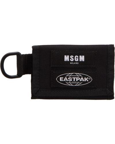 Спортивный костюм черный с логотипом Eastpak