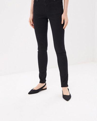 Черные джинсы-скинни Incity