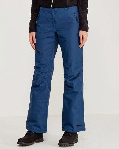 Синие брюки горнолыжные Icepeak
