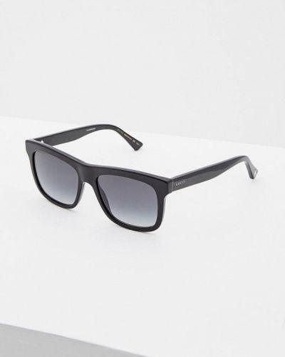 Солнцезащитные очки прямоугольные квадратные Gucci