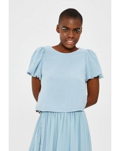 Салатовая блузка с коротким рукавом с короткими рукавами Lime