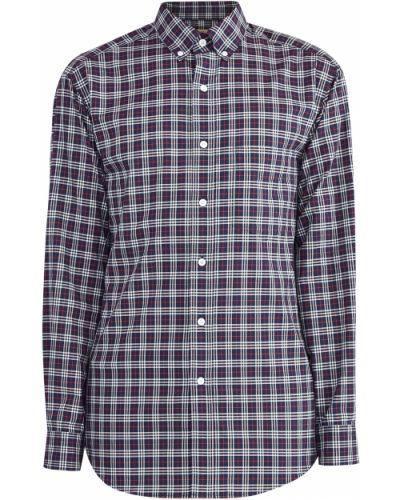 Рубашка прямая хлопковая Burberry