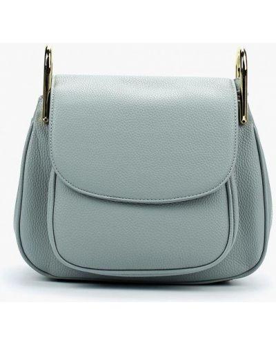 Голубая сумка через плечо Calipso