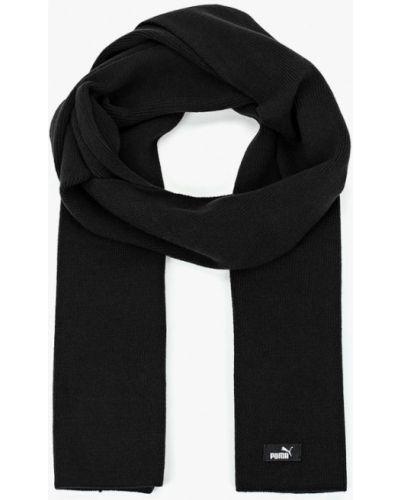 Черный шарф Puma