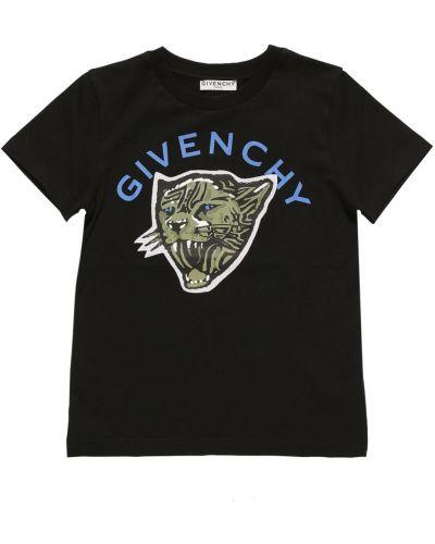Трикотажная футболка Givenchy