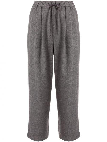 Spodnie wełniane Enfold