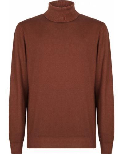 Brązowy sweter Boglioli