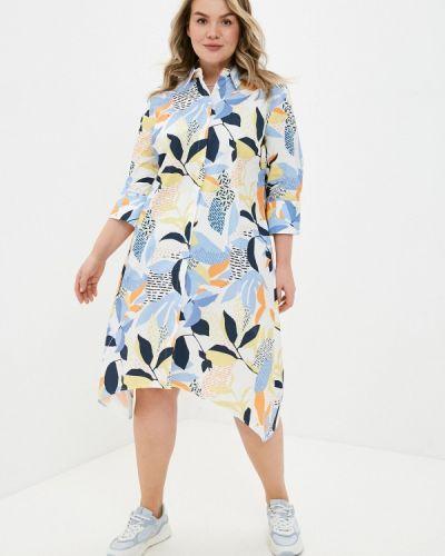 Платье-рубашка Ulla Popken