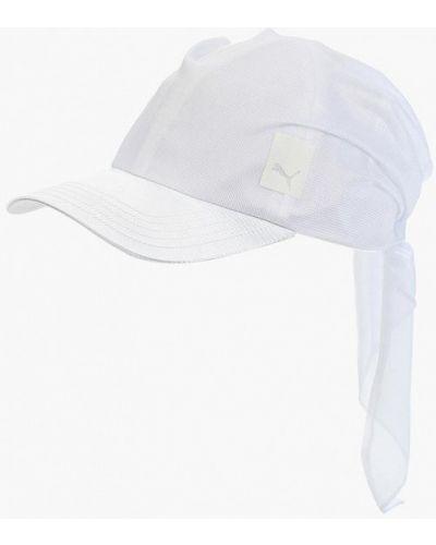 Белая кепка Puma