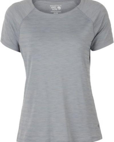 Спортивная футболка приталенная из полиэстера Mountain Hardwear