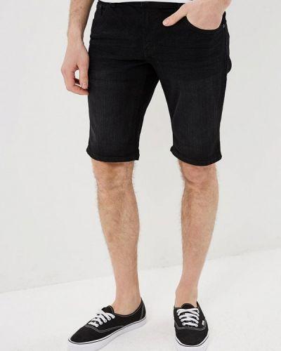 Черные джинсовые шорты Shine Original