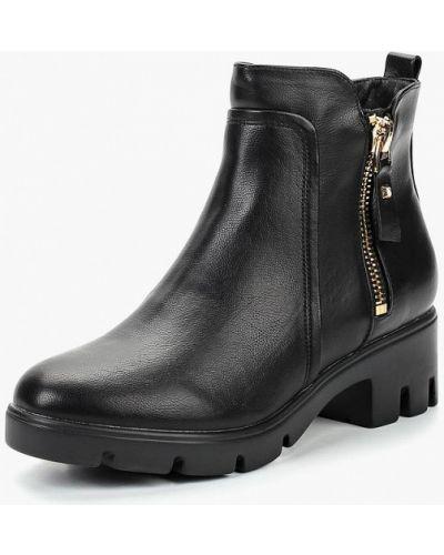 Кожаные ботинки осенние T.taccardi