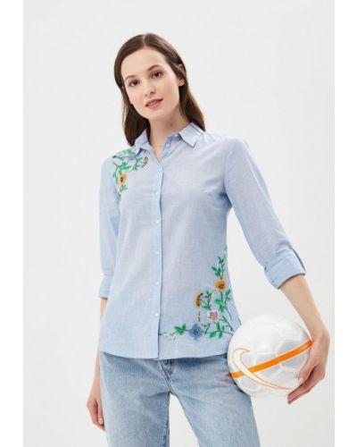 Голубая блузка Dorothy Perkins