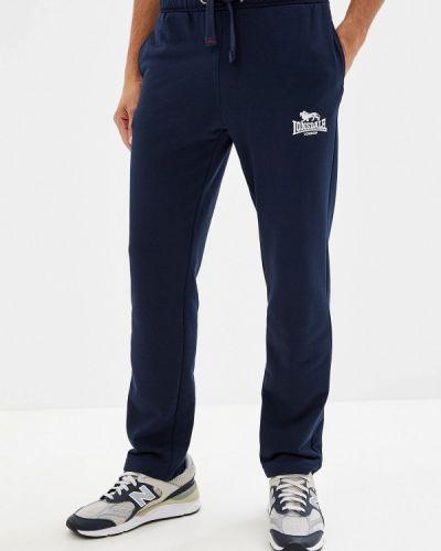 Спортивные брюки синий Lonsdale