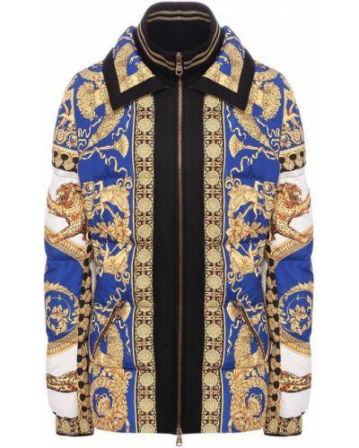 Стеганая куртка с подкладкой Versace