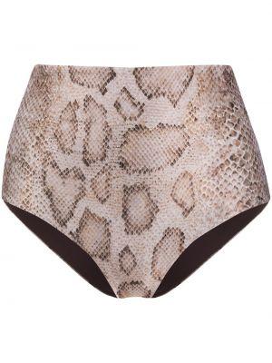 Bikini - brązowy Mara Hoffman