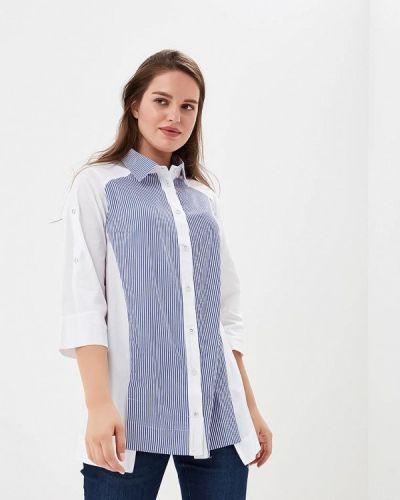Белая рубашка в полоску Berkline