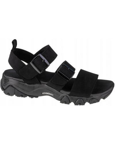 Sandały sportowe - czarne Skechers
