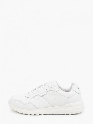 Белые зимние кроссовки Kappa