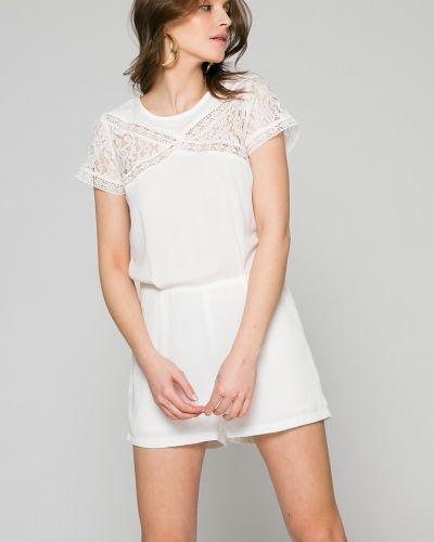 Белый комбинезон Answear